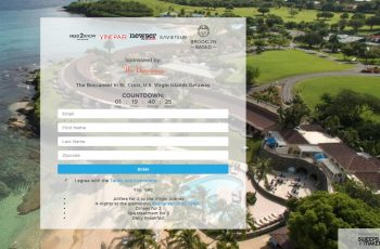 Win a Trip to St. Croix