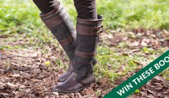 Dover Saddlery's CK Boots Giveaway