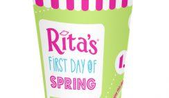 Free Rita's Italian Ice on March 20
