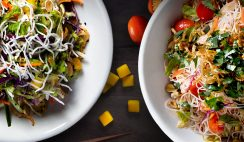 Free Salad from P.F. Chang's