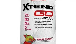Free XTend Go Supplement Sample