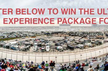 Win Ultimate Racing Experience Package for Two