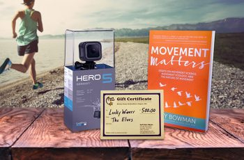 Win an Outdoor Adventure Prize Pack from GoPro Hero5