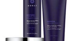 Free Monat Renew Shampoo and Restore Leave-in Conditioner Sample