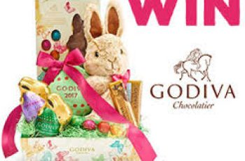 Win a Godiva Enchanted Easter Basket