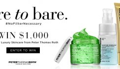 Spa Week's Peter Roth Skin Care Prize Giveaway
