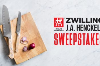 Win Zwilling J.A. Henckels Pro Blonde Knife Collection