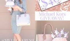 Win a Michael Kors Bag + LulaRoe Gift Card