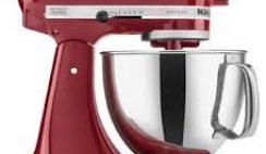 Leite's Culinaria's KitchenAid 5 Qt Artisan Stand Mixer Giveaway