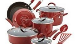Leite's Culinaria's Rachael Ray 12-piece Nonstick Cookware Set Giveaway
