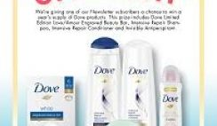 Real Style's Dove Giveaway