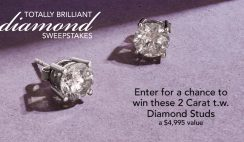 Ross-Simons' Brilliant Diamonds Sweepstakes