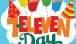 7-Eleven's Free Slurpee Day