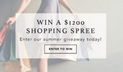 FindKeep.Love's $1,200 Shopping Spree Sweepstakes