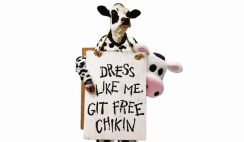 Free Entree from Chick-Fil-A