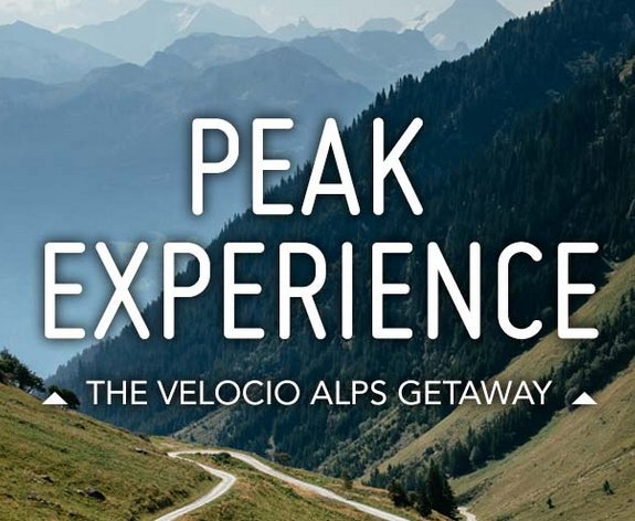 Peak Experience- The Velocio Alps Getaway