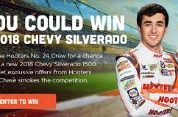 Hooters' Win a Truck Sweepstakes