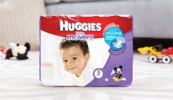 Kimberly Clark's Huggies 2017 Diaper Donation Sweepstakes