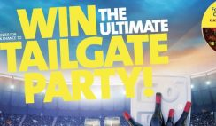 Riunite's Ultimate Tailgate Party Sweepstakes
