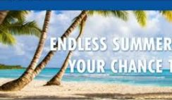 Carnival Cruise Line's Endless Summer Sweepstakes