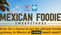 Food Network Magazine's Mexican Foodie Getaway Sweepstakes
