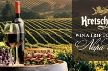 Kretschmar Deli's Napa Valley Recipe Contest and Sweepstakes