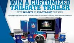 Publix's Pepsi Ultimate Tailgate Trailer Sweepstakes
