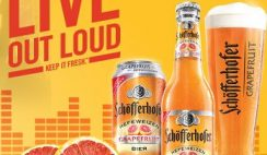 Schnofferhofer Grapefruit's Live: Out Loud Sweepstakes