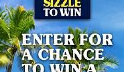 Spam's Sizzle to Win Sweepstakes