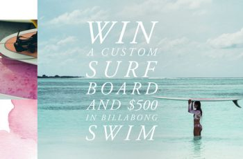 Billabong's Summer Gives On Sweepstakes