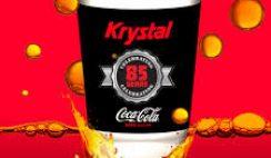 Coca-Cola's Krystal's 85th Birthday with Coke Zero Sugar Sweepstakes