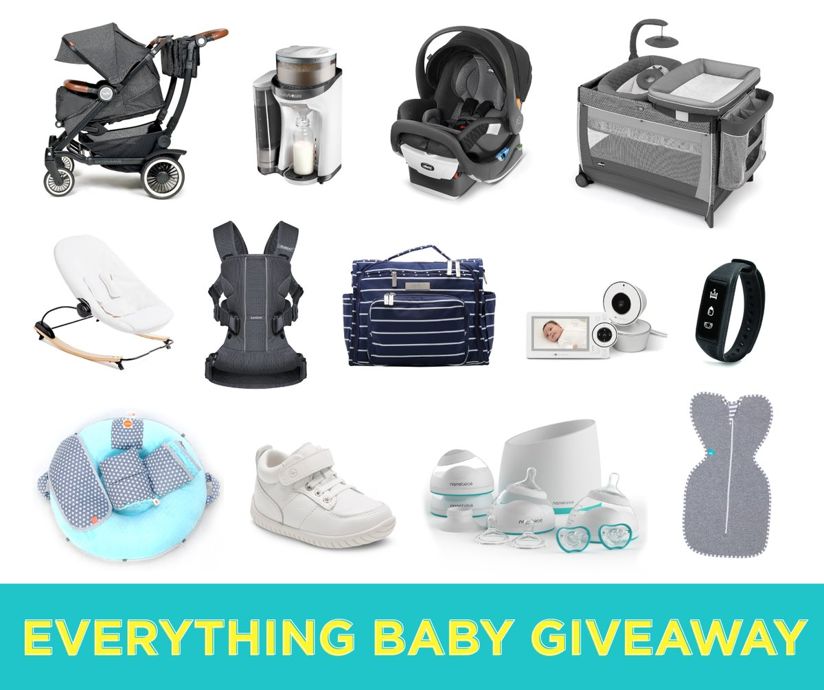 LA Baby Show's Everything Baby Giveaway