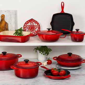 Le Creuset's French Table Sweepstakes