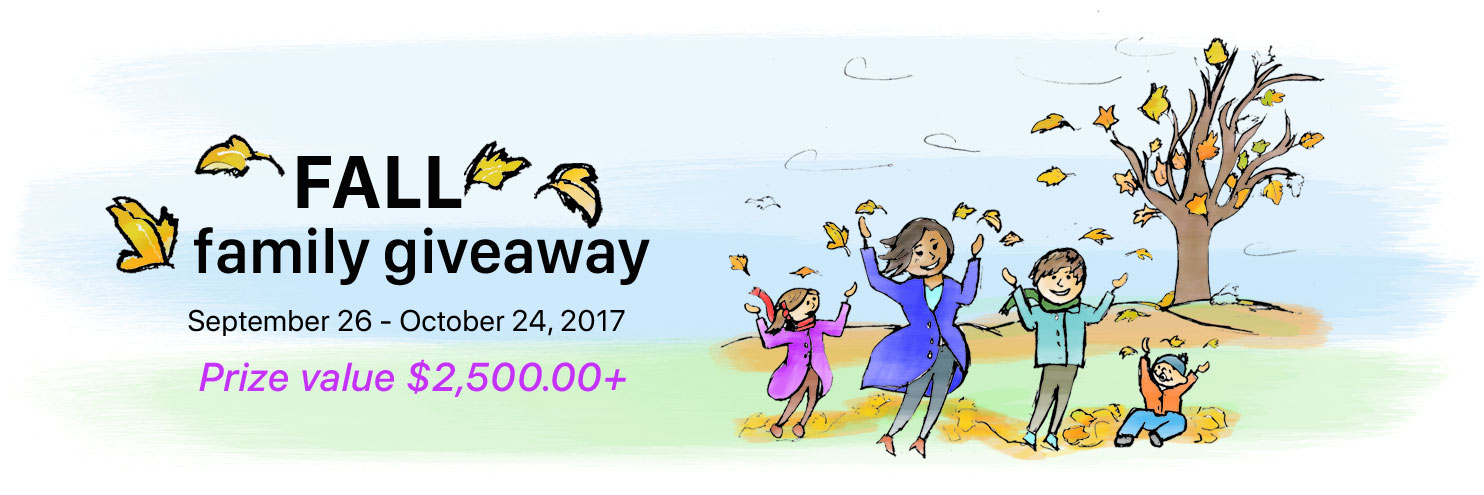 Together10's Fall Family Giveaway
