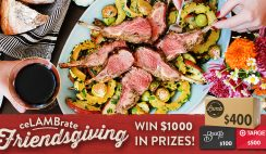 American Lamb's Friendsgiving Sweepstakes