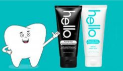 Free Natural Sweet Mint or Activated Charcoal Toothpaste Sample
