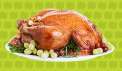 Free Turkey Dinner