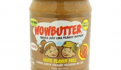 Free WowButter Creamy Peanut and Toasted Soy Spread Sample