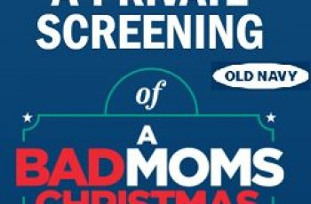 Old Navy's A Bad Moms Christmas Sweepstakes