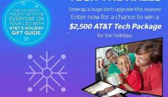AT&T's Season of Glow Sweepstakes