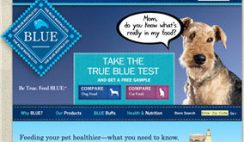 Free Blue Buffalo Dog Food Sample