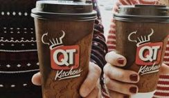 Free Coffee from Quick Trip