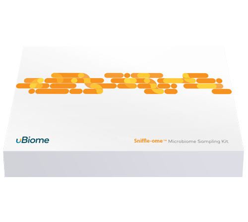 Free uBiome Sniffle-ome Kit Sample