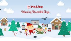McAfee's Island of Hackable Toys Sweepstakes