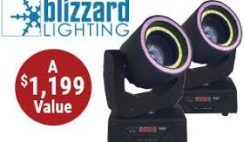 PSSL's Blizzard Hypno Beam Giveaway