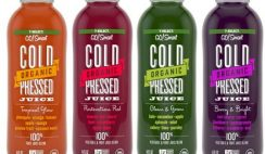 Free 7S Organic Cold Pressed Juice at 7-Eleven