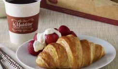 Free Croissant from La Madeleine