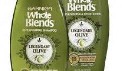 Free Garnier Whole Blends Legendary Olive Sample