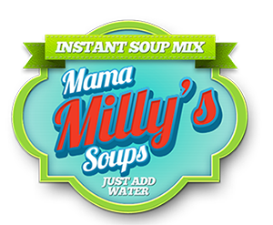 Free Packet of Mama Milly's Instant Soup Sample