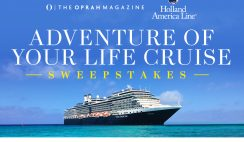 Oprah Magazine's Adventure of Your Life Cruise Sweepstakes